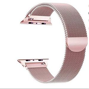 NEW Milanese Apple Watch Band Rose Gold 38/40mm